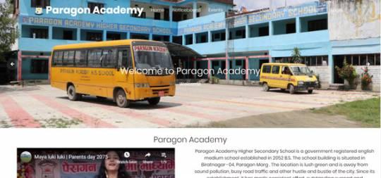 Paragon Academy Secondary School